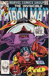 Cover Thumbnail for Iron Man (1968 series) #169 [Direct Edition]