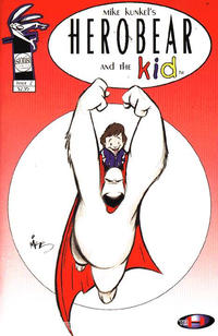Cover Thumbnail for Herobear and the Kid (Astonish Comics, 1999 series) #2