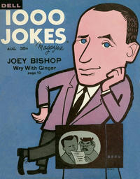 Cover Thumbnail for 1000 Jokes (Dell, 1939 series) #98