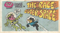 "Cover Thumbnail for Post Presents Sugar Bear in ""The Race for Outer Space"" (Post Cereal, 1969 series)"