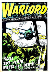 Cover Thumbnail for Warlord (D.C. Thomson, 1974 series) #26