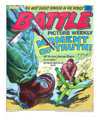 Cover Thumbnail for Battle Picture Weekly (IPC, 1975 series) #26 June 1976 [69]