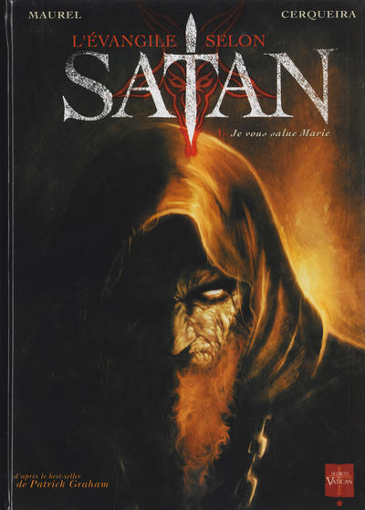 Cover for L' Évangile Selon Satan (Soleil, 2009 series) #1