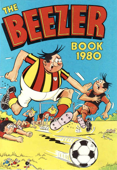 Cover for The Beezer Book (D.C. Thomson, 1958 series) #1980
