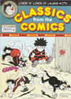 Cover for Classics from the Comics (D.C. Thomson, 1996 series) #135