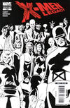 Cover Thumbnail for X-Men: Legacy (2008 series) #225 [Second Printing]