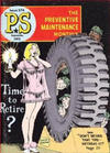 Cover for P.S. Magazine: The Preventive Maintenance Monthly (Department of the Army, 1951 series) #274