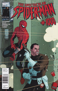 Cover Thumbnail for Spectacular Spider-Man (Marvel, 2011 series) #1000