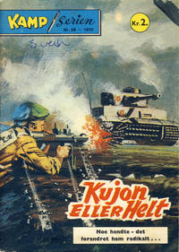 Cover Thumbnail for Kamp-serien (Se-Bladene - Stabenfeldt, 1964 series) #28/1972