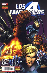 Cover Thumbnail for Los 4 Fantásticos (Panini España, 2008 series) #39