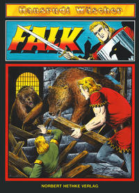 Cover Thumbnail for Falk (Norbert Hethke Verlag, 1992 series) #2