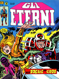 Cover Thumbnail for Gli Eterni (Editoriale Corno, 1978 series) #5