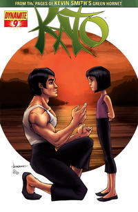 Cover Thumbnail for Kato (Dynamite Entertainment, 2010 series) #9 [Ale Garza Cover]