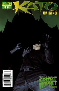 Cover Thumbnail for Kato Origins (Dynamite Entertainment, 2010 series) #7 [Colton Worley Cover]
