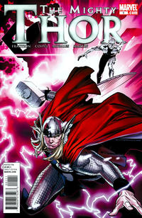 Cover Thumbnail for The Mighty Thor (Marvel, 2011 series) #1