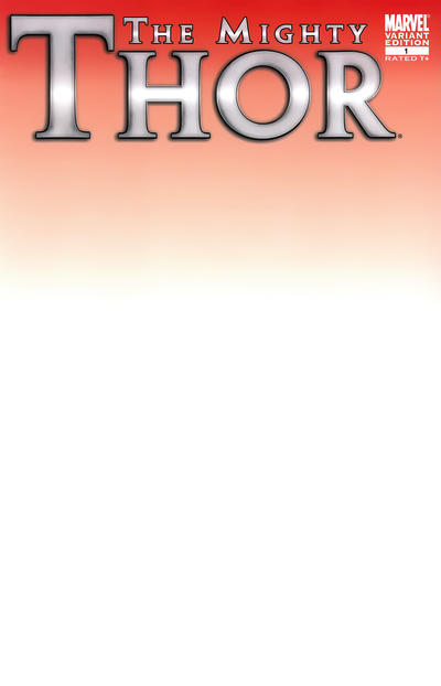Cover for The Mighty Thor (Marvel, 2011 series) #1 [Simonson Variant]