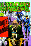 Cover for Il Soldato Fantasma (Editoriale Corno, 1977 series) #12