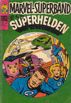 Cover for Marvel-Superband Superhelden (BSV - Williams, 1975 series) #27