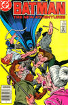 Cover Thumbnail for Batman (1940 series) #409 [Newsstand]