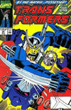 Cover for The Transformers (Marvel, 1984 series) #66 [Direct Edition]