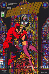 Cover for Daredevil: Volver a Nacer (1999 series) #1