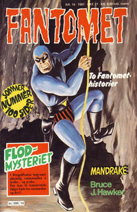 Cover Thumbnail for Fantomet (Semic, 1976 series) #14/1981