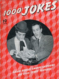 Cover Thumbnail for 1000 Jokes (Dell, 1939 series) #17