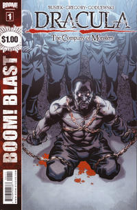 Cover Thumbnail for Dracula: The Company of Monsters #1 Boom! Blast Edition (Boom! Studios, 2011 series)