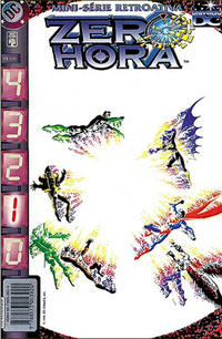 Cover Thumbnail for Zero Hora (Editora Abril, 1996 series) #1