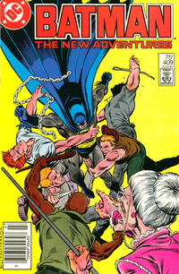 Cover Thumbnail for Batman (DC, 1940 series) #409 [Newsstand]