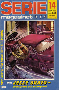 Cover Thumbnail for Seriemagasinet (Semic, 1970 series) #14/1983