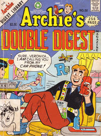 Cover Thumbnail for Archie's Double Digest Magazine (Archie, 1984 series) #58 [Direct]
