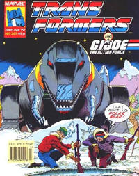 Cover Thumbnail for Transformers (Marvel UK, 1984 series) #267