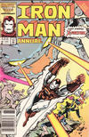 Cover Thumbnail for Iron Man Annual (1976 series) #8 [Newsstand Edition]