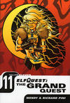 Cover for ElfQuest: The Grand Quest (DC, 2004 series) #11