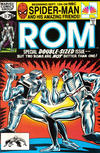 Cover Thumbnail for ROM (1979 series) #25 [Direct Edition]