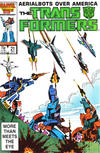 Cover Thumbnail for The Transformers (1984 series) #21 [Direct]