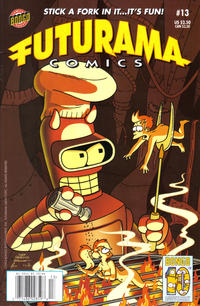 Cover Thumbnail for Bongo Comics Presents Futurama Comics (Bongo, 2000 series) #13