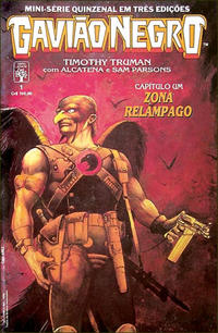 Cover Thumbnail for Gavião Negro (Editora Abril, 1990 series) #1