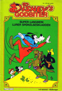 Cover Thumbnail for Disney's Godbiter (Hjemmet, 1980 series) #33