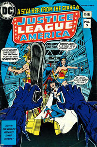 Cover Thumbnail for Justice League of America (Federal, 1983 series) #5
