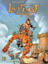 Cover Thumbnail for Lanfeust Odyssey (Luitingh, 2010 series) #1