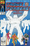 Cover for The Transformers (Marvel, 1984 series) #73 [Direct Edition]