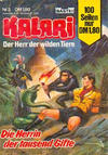 Cover for Kalari (Bastei Verlag, 1982 series) #3