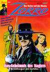 Cover for Zorro (Bastei Verlag, 1991 series) #2