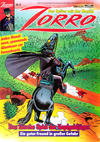 Cover for Zorro (Bastei Verlag, 1991 series) #8