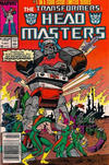 Cover for The Transformers: Headmasters (Marvel, 1987 series) #1 [Newsstand Edition]