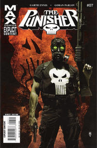 Cover Thumbnail for Punisher (Marvel, 2004 series) #57