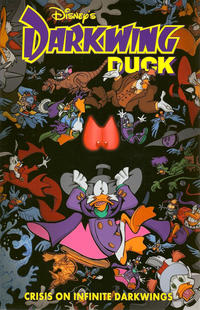 Cover Thumbnail for Darkwing Duck: Crisis on Infinite Darkwings (Boom! Studios, 2011 series) #[nn]