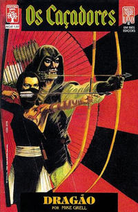 Cover Thumbnail for Os Caçadores (Editora Abril, 1989 series) #2